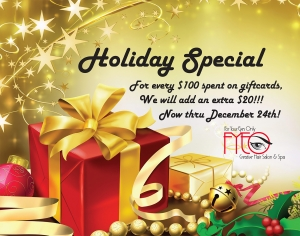 200092 FYEO Holiday Gift Card Poster